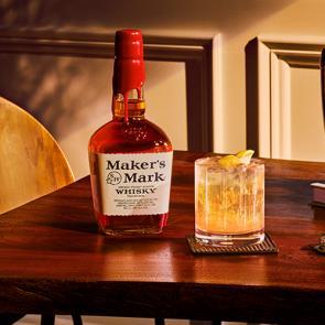Maker's Mark® Gold Rush cocktail recipe