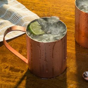 Pinnacle® Mule cocktail recipe