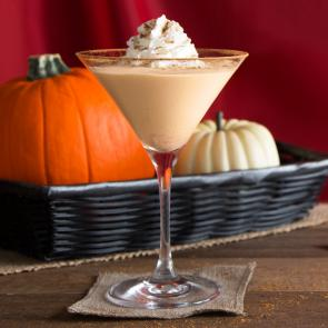 Pumpkin Pie Martini | The Cocktail Porject
