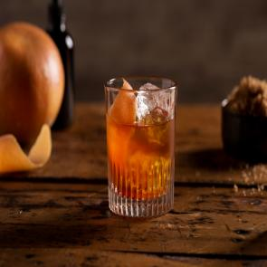 Rye Old Fashioned cocktail recipe
