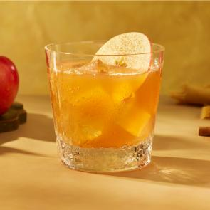 SQRRL® An Apple A Day cocktail recipe