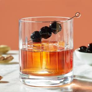 SQRRL® PB Manhattan cocktail recipe
