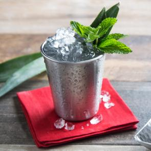 Mexican Julep cocktail recipe