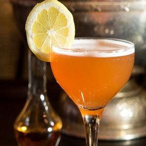 It's Bitter to Be Hoppy cocktail recipe
