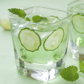 Cucumber Martini cocktail recipe