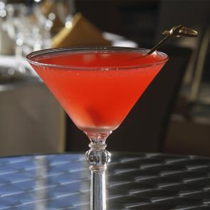 French Martini cocktail recipe