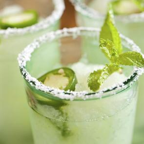 Jalapeño Margarita cocktail recipe