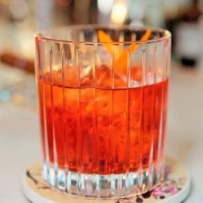 Courvoisier® Old Fashioned cocktail recipe