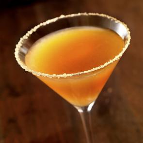 Autumn-tini cocktail recipe