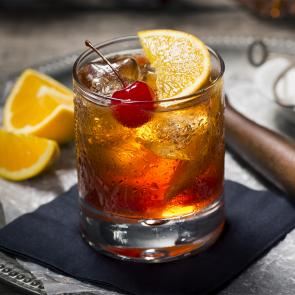 New Fashioned | The Cocktail Porject