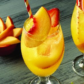 Peach on the Beach cocktail recipe
