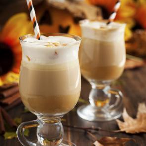 Boozy Pumpkin Milkshake | The Cocktail Porject
