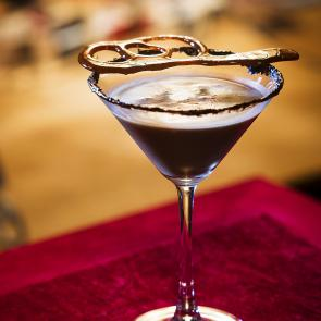 Decadent Chocolate Martini | The Cocktail Porject