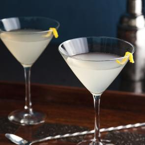 Elderflower Martini | The Cocktail Porject