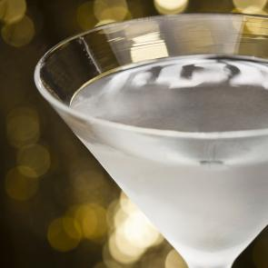 Ginger Martini | The Cocktail Porject