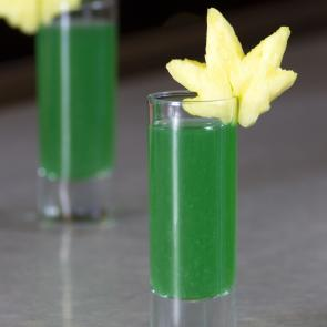 Green Haze cocktail recipe