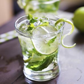 Home Team Mojito | The Cocktail Porject