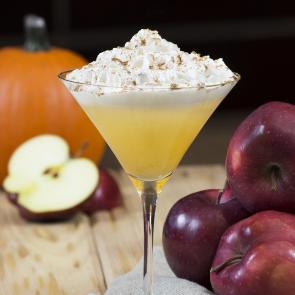 Pumpkin Butter Martini | The Cocktail Porject