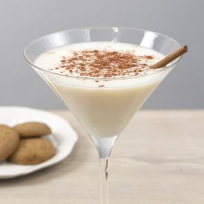Snickerdoodle Cookie Martini | The Cocktail Porject