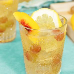 Spring Sangria cocktail recipe