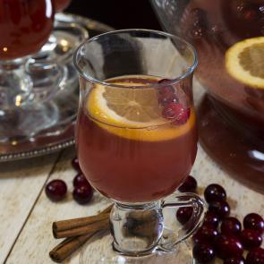Cranberry Cooler | The Cocktail Porject