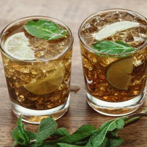 Honey Julep cocktail recipe