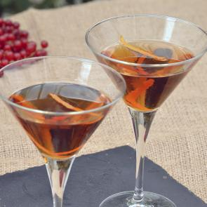 Jim Beam® Manhattan cocktail recipe