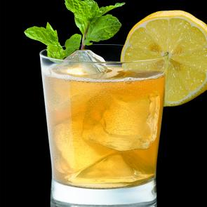 Summer Mint Cooler cocktail recipe