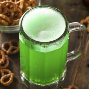 Midori® and Ale cocktail recipe
