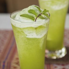 Melon Splash cocktail recipe