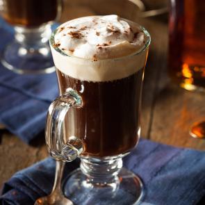 Amaretto Coffee | The Cocktail Porject