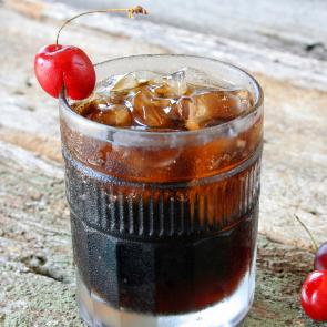Pinnacle® Cherry Cola   The Cocktail Porject