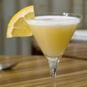 Orange Cream Martini | The Cocktail Porject