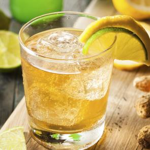 Salty Ginger cocktail recipe