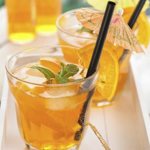 Sunset Tea cocktail recipe