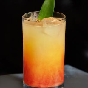 Tequila Baybreeze cocktail recipe