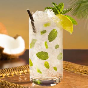 Coconut Mojito | The Cocktail Porject