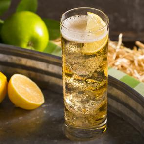 Ginger Cider cocktail recipe