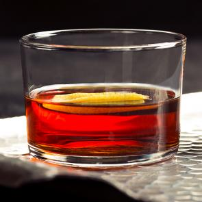 Hornitos® Black Barrel® Tequila Manhattan | The Cocktail Porject