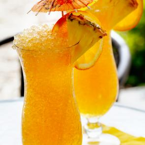 Classic Rum Punch cocktail recipe