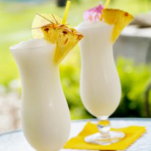 Cruzan® Colada cocktail recipe