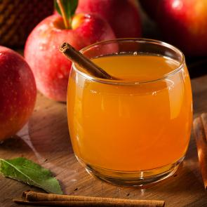 Spiced Apple Cider cocktail recipe