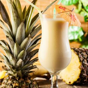 Amaretto Pina Colada | The Cocktail Porject