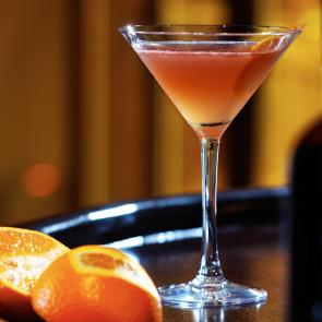 Peachtree® Martini cocktail recipe