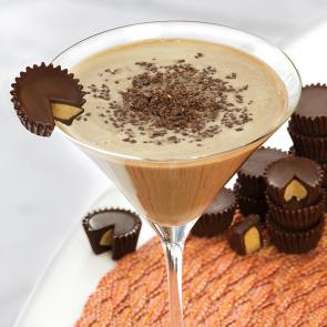 Peanut Butter Cup Martini cocktail recipe