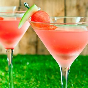 Watermelon Martini | The Cocktail Porject