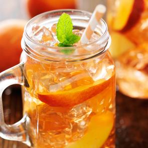 Peach Tea cocktail recipe