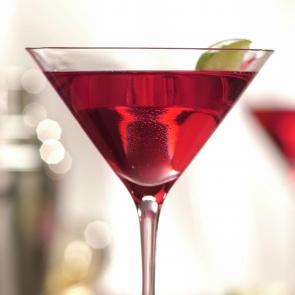Naked Cosmo cocktail recipe