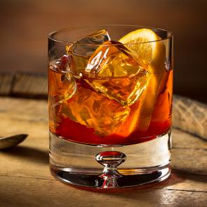 Knob Creek® Old Fashioned cocktail recipe