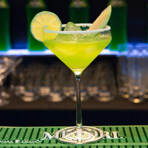 Midori® Margarita | The Cocktail Porject